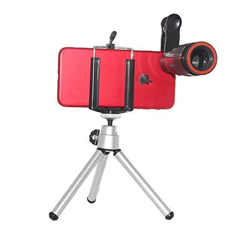 Telescope Lens for Smart Phone, [LeStong] Portable HD 12X