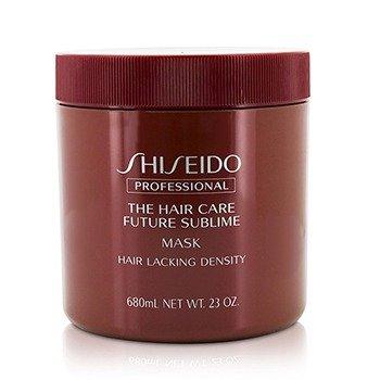 Shiseido The Hair Care Future Sublime Mask, 23 Ounce
