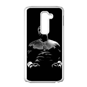 LG G2 Cell Phone Case White Mike Tyson dykg