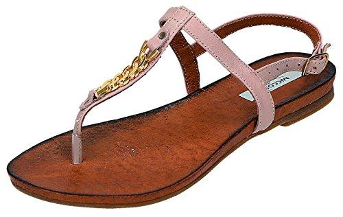 MICCOS Shoes Clogs, Pantoletten Dianette Natur
