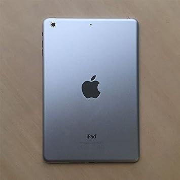 ORIGINAL iPAD mini 2 2nd Gen Wifi Ver BACK COVER REAR HOUSING REPLACEMENT Silver