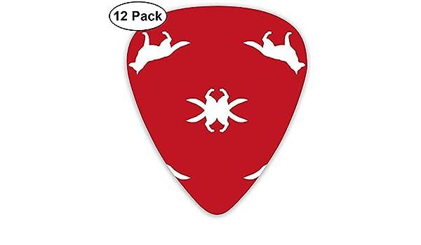 12 Pack de tela de perro de silueta de pastor alemán Fire Red GIF ...