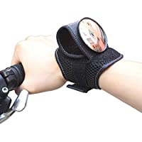 Wrist Wear Bike Mirror, Portable and Adjustable Bicycle...