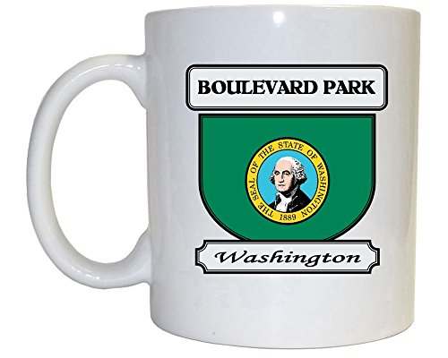 (Boulevard Park, Washington (WA) City Mug)