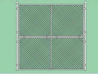 Sport play 551-110 Prefabricated Baseball/Softball Backstop by Sports Play Equipment
