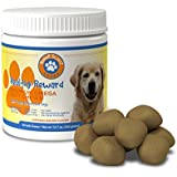 Premium Omega 3 Chew Treats For Dogs | All Natural Fish...