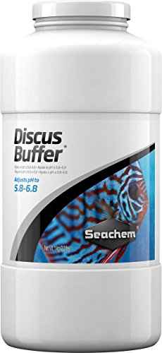 Buffer Water Buffers (Seachem Discus Buffer 1 Kilo)