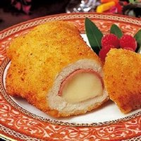 Today Gourmet - Chicken Cordon Bleu (12 - 8oz Cordon Bleu) by Today Gourmet