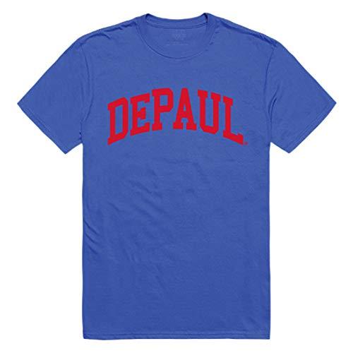 (DePaul University NCAA College Tee t Shirt, XX-Large)