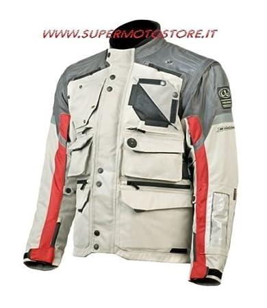 super popolare ce019 7cd89 OJ Desert Tech Jacket in colore ghiaccio rosso: Amazon.it ...