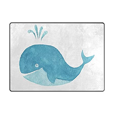 41iOBnIM6-L._SS450_ Whale Rugs and Whale Area Rugs