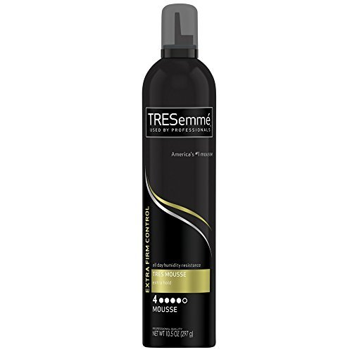 TRESemmé TRES Two Hair Mousse Extra Hold 10.5 oz(Pack of (Extra Mousse)