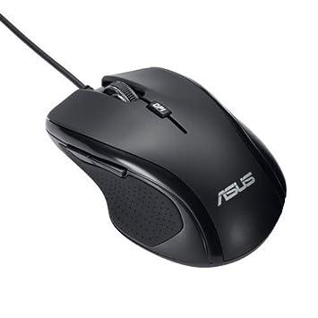 Asus 90-XB2P00MU0000 - Ratón ergonómico, USB, Negro: Amazon.es: Informática