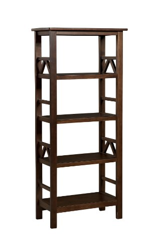 Linon Home Decor Titian Bookcase by Linon Home Dcor
