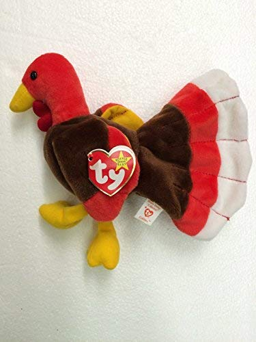 Ty Beanie Baby Gobbles the Turkey Plush for sale  Delivered anywhere in USA