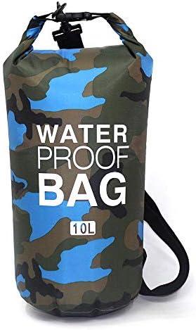 10L 防水 ドラム型 防水ケース プールバッグ ドライバッグ