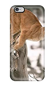 (TASBrVg12803NuMwk)durable Protection Case Cover For iphone 6 plus (cougar)