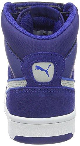 Basses gray Rebound Bleu Puma Street mazarine Blue Violet Mixte Baskets Enfant 11 Sd 4I4vOqw