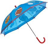 Stephen Joseph Boys 2-7 Sports Rain Umbrella, Royal Blue, One Size