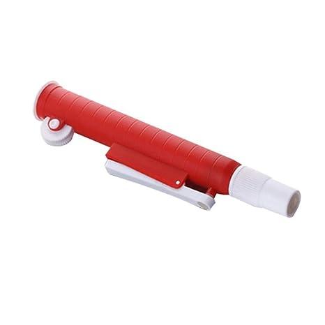 LIANA IRWIN - Bomba de pipeta manual para aspiradora, 2 ml, 10 ml ...