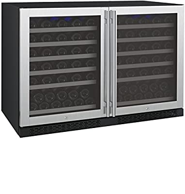 Allavino VSWR Undercounter Side-by-Side Wine Refrigerator - Amazon Parent Product