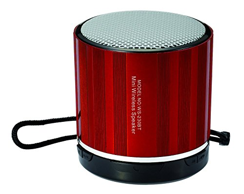 WSTER wireless speaker mini portable WS-231BT hotting design mini bt speaker by sonilex