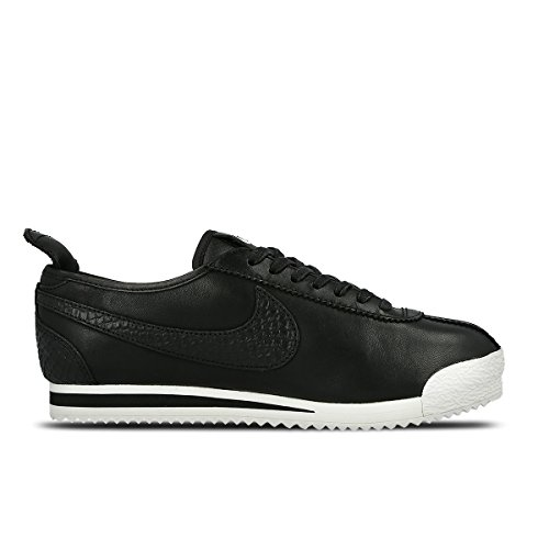 Nike black Zapatillas Running Mujer '72 para Wmns black Negro de ivory Negro Cortez rRqFPrwt