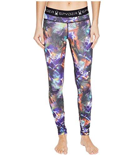 - Spyder Women's Slash Tight, Tye Dye Print, X-Large