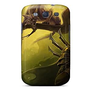 New Shockproof Protection Cases Covers For Galaxy S3/ Multicolor World Of Warcraft Fantasy Art Cases Covers