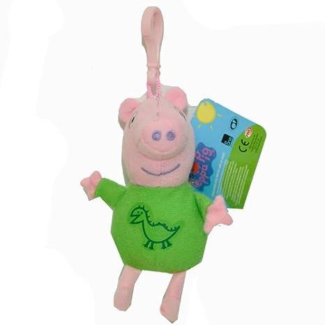 Henifer Peppa Pig Llavero Peluche 10cm: Amazon.es: Juguetes ...