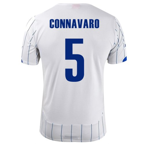 ファイアル信じる持続的PUMA CONNAVARO #5 ITALY AWAY JERSEY WORLD CUP 2014/サッカーユニフォーム イタリア アウェイ用 ワールドカップ2014 背番号5 カンナヴァーロ