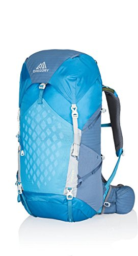 Gregory Lightweight Backpack - Gregory Mountain Products Maven 35 Liter Women's Backpack, River Blue, Small/Medium