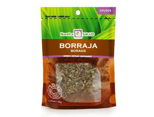 Borraja - Borage Herbal Tea 3 Pack Cold Remedy - incensecentral.us