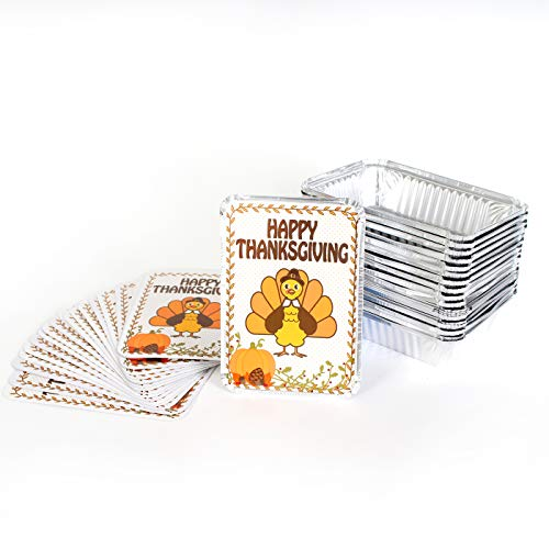 Thanksgiving Leftover Containers (20)