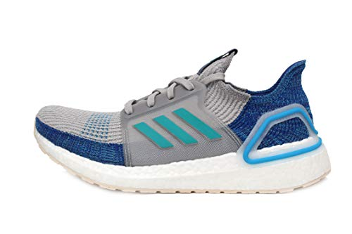 - adidas Ultraboost 19 Mens in Grey Two/Shock Grey, 8