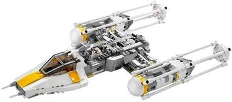 LEGO Star Wars Y-Wing Fighter 7658