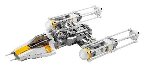 Lego Star Wars Y Wing Fighter 7658