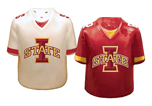Memory Company NCAA Iowa State University Game Day S n P Shaker, One Size, Multicolor