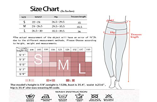 Women's High Waist Seamless Leggings Ankle Yoga Pants Squat Proof Workout Tight