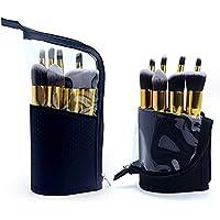 Portable Makeup Brush Organizer, Clear Makeup Brush Bag/Holder,Pencil Case,Waterproof Makeup Bag(TYE-8)