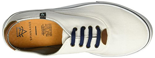 Blanco OXF Cordones Zapatos Spinnaker Mujer para de Oxford B vw8TTqA