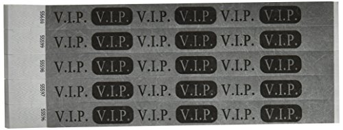 Beistle 60004 100 Pack Wristbands 10 Inch product image