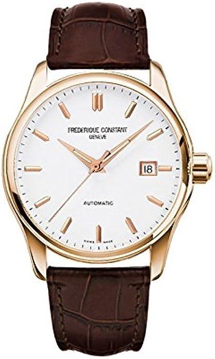 ba6f793e4b Frederique Constant Geneve Classic Index fc-303 V5b4自動メンズ腕時計Excellent  readability