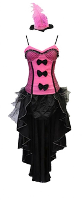 Jusian Women's Push Up Boned Corset Bustier Dress