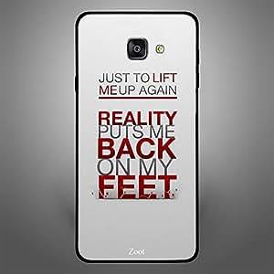 Samsung Galaxy A7 2016 Reality puts me back on my feet