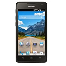 "Huawei Ascend Y530 - New Unlocked, Black, 3G, 4.5"" Screen, 4GB, Android 4.3 ** Nice Retail Box - Gift Ready ** - Jelly Bean - Smart Phone - For Rogers, FIDO, Chatr, Telus, Koodo, Bell, Virgin etc"