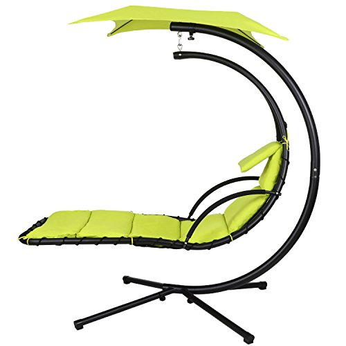Ancheer 350lbs Max Weight Capacity Hanging Chaise Lounger...