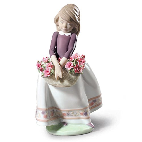 Lladro May Flowers Special Edition Figurine by Lladro
