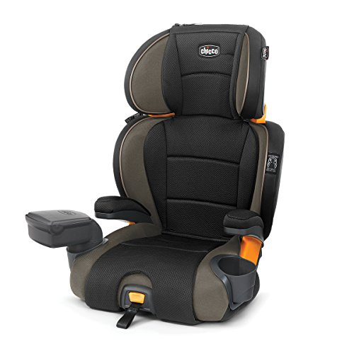 Chicco KidFit Zip 2-in-1 Belt-Positioning Booster Car Seat, Eclipse