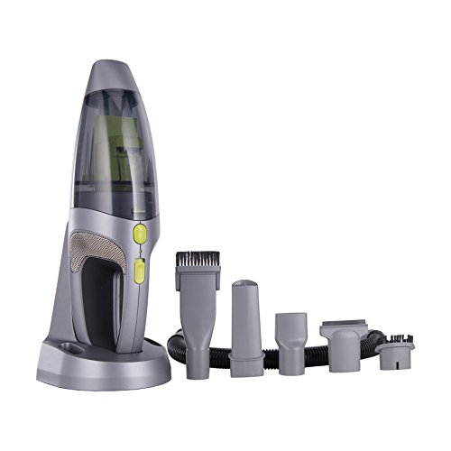 Orion Motor Tech Portable Car Vacuum Cleaner Cordless Wet Dry HEPA Filter High Power 12V 10000RPM